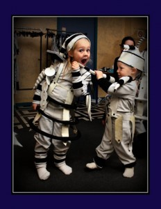 Enfant tire costumes